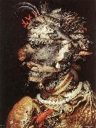 ARCIMBOLDO, Giuseppe The Water oil