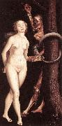 BALDUNG GRIEN, Hans Eve, the Serpent, and Death china oil painting reproduction