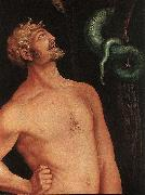 BALDUNG GRIEN, Hans Adam (detail) china oil painting reproduction