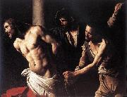 Caravaggio Christ at the Column fdg china oil painting reproduction