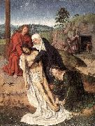 DAVID, Gerard Lamentation dfg china oil painting reproduction
