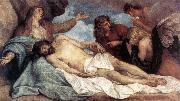 DYCK, Sir Anthony Van The Lamentation of Christ  fg china oil painting reproduction