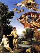 Domenichino Adam and Eve sfw china oil painting reproduction