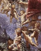 ELSHEIMER, Adam Rest on Flight into Egypt (detail) dfg china oil painting reproduction