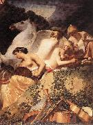 EVERDINGEN, Caesar van The Four Muses with Pegasus fg china oil painting reproduction