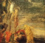 Henri Fantin-Latour Golgotha(copy after Veronese) china oil painting reproduction