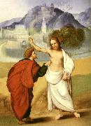 MAZZOLINO, Ludovico The Incredulity of St Thomas sg china oil painting reproduction