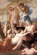 POUSSIN, Nicolas The Empire of Flora (detail) afd china oil painting reproduction