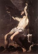 PRETI, Mattia St Sebastian s china oil painting reproduction