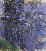 Claude Monet Water-Lilies china oil painting reproduction