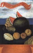 Frida Kahlo Still Life Life How i love you china oil painting reproduction