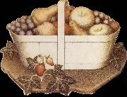 Grant Wood Fruit china oil painting reproduction