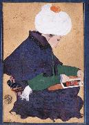 Muslim artist Turkish Painter china oil painting reproduction