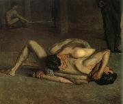 Thomas Eakins Rassle china oil painting reproduction