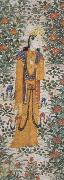 unknow artist Chinese Princess china oil painting reproduction