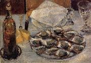 Gustave Caillebotte Still life china oil painting reproduction