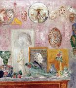 James Ensor Souvenirs china oil painting reproduction