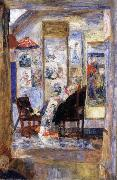 James Ensor Skeleton Looking at Chinoiseries china oil painting reproduction