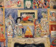 James Ensor Interior with Three Portraits china oil painting reproduction