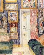 James Ensor The Artist-s Studio china oil painting reproduction
