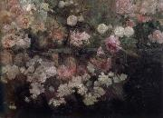 Maria Oakey Dewing Garden in May china oil painting reproduction