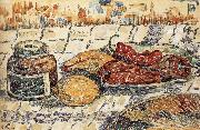 Paul Signac Still life china oil painting reproduction