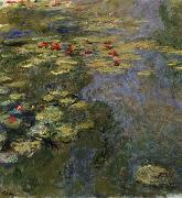 Claude Monet The Water-Lily Pool china oil painting reproduction