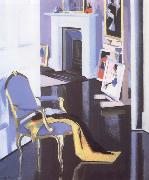 Francis Campbell Boileau Cadell The Gold Chair china oil painting reproduction