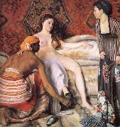 Frederic Bazille Toilette china oil painting reproduction