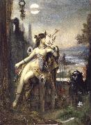 Gustave Moreau Cleopatra china oil painting reproduction
