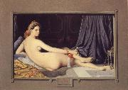 Jean Auguste Dominique Ingres Odalisque china oil painting reproduction