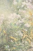 John Henry Twachtman Meadow Flowers china oil painting reproduction