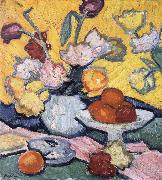 Samuel John Peploe Tulips and Cup china oil painting reproduction