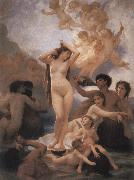 Adolphe William Bouguereau The Birth of Venus china oil painting reproduction