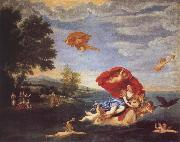 Albani  Francesco The Rape of Europa oil