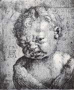 Albrecht Durer Head of a Weeping cherub china oil painting reproduction