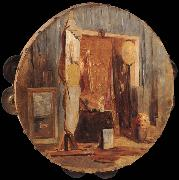 Arthur streeton in the artist-s studio china oil painting reproduction