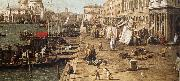Canaletto The Molo seen against the zecca china oil painting reproduction
