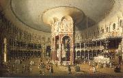Canaletto London Interior of the Rotunda at Ranelagh china oil painting reproduction