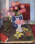Henri Matisse Nature Morte aux trois vases china oil painting reproduction