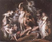 Henry Fuseli Titania and Bottom china oil painting reproduction