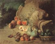 Jean Baptiste Oudry Still Life with Fruit china oil painting reproduction
