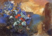 Odilon Redon Ophelia Among the Flowers china oil painting reproduction