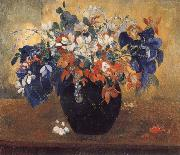 Paul Gauguin A Vase of Flowers china oil painting reproduction