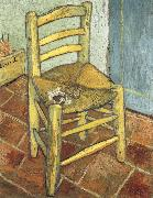 Vincent Van Gogh Van Gogh-s Chair china oil painting reproduction
