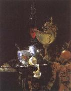 Willem Kalf Still life with Chinese Porcelain Jar china oil painting reproduction