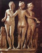 unknow artist The Three Graces china oil painting reproduction