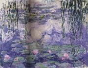 Claude Monet Water Lilies china oil painting reproduction