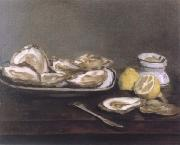 Edouard Manet Oysters china oil painting reproduction