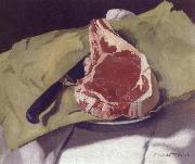 Felix Vallotton Still Life with Steak china oil painting reproduction